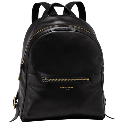 Backpack - Longchamp 2.0 - Handbags - Longchamp - Black ...