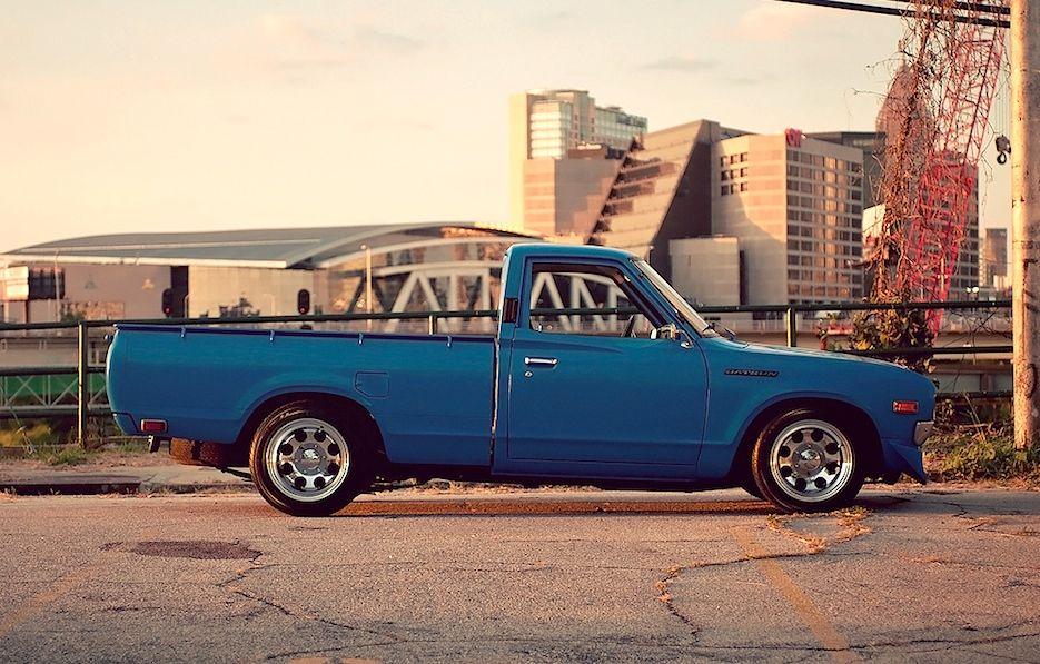 Datsun 620 | Mini Truckin' | Pinterest | Nissan, Japanese ...