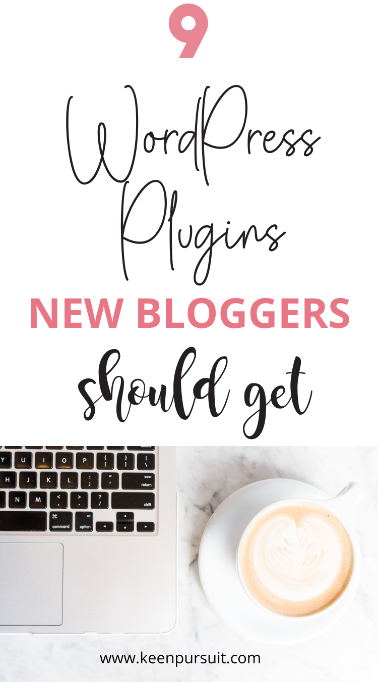 Improving your blog's functionality is highly relevant to your blogging success. These are the best Wordpress plugins for new sites and bloggers! blogging tools   blogging resources   how to grow a blog   how to start a   profitable blog   blog tips for beginners     blogging tips   how to   blog