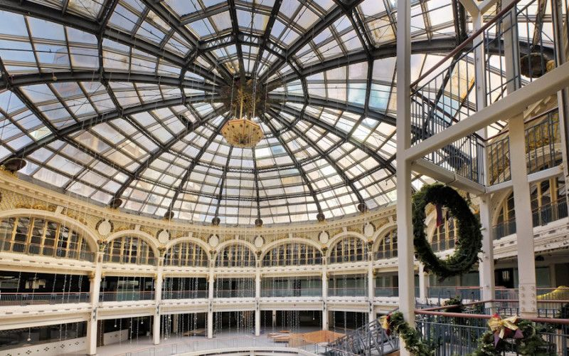 Dayton Arcade Rotunda Ohio Photography Dayton Ohio Dayton