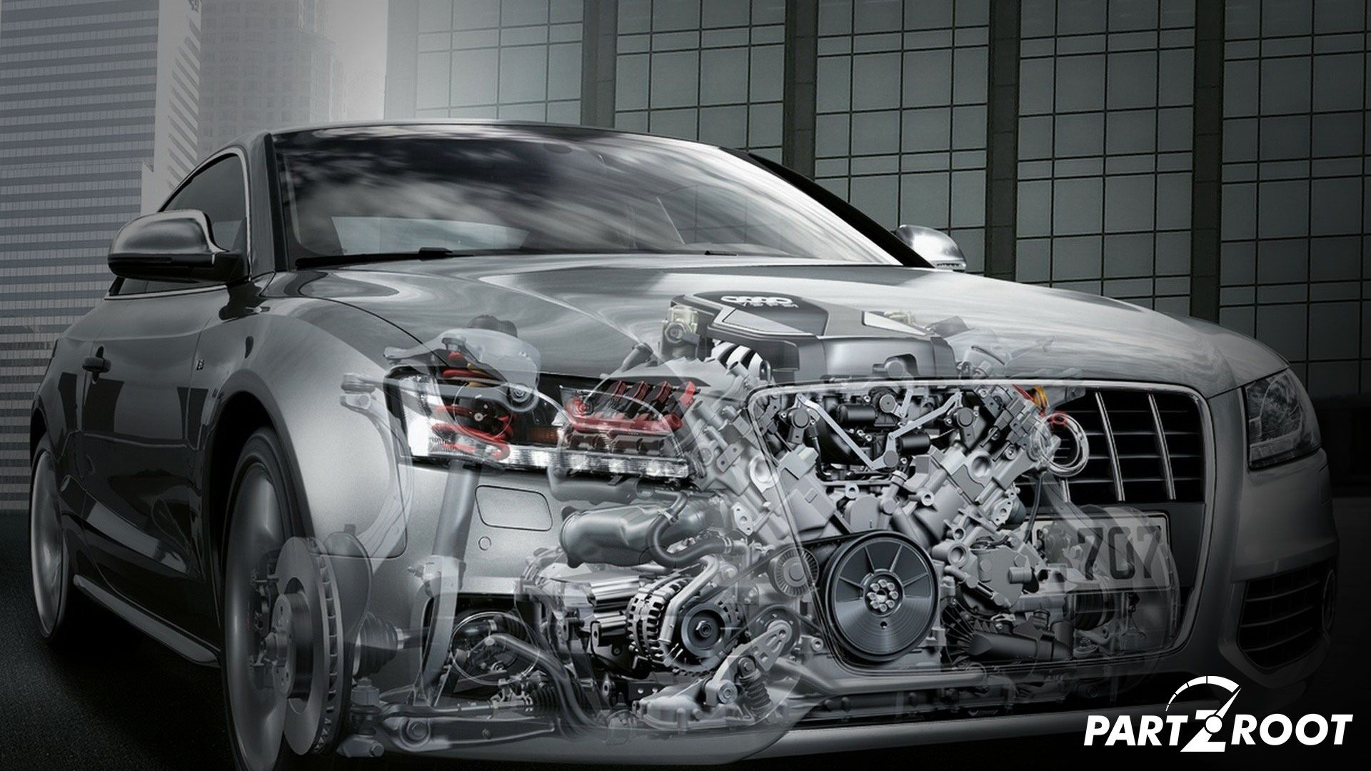 Partzroot Is The Root For All Your Oem Quality Aftermarket Auto Parts Car Engine Audi Car