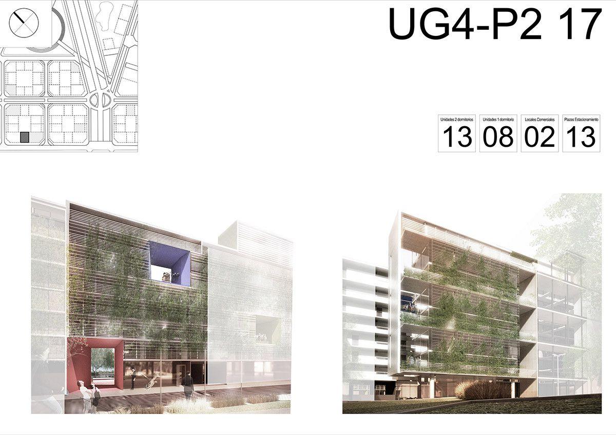 Galería de Primer lugar en III concurso nacional de viviendas para futura Villa Olímpica JOJ 2018 / Buenos Aires - 15