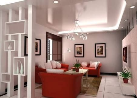 partition design for living room and dining hall - Google Search ...