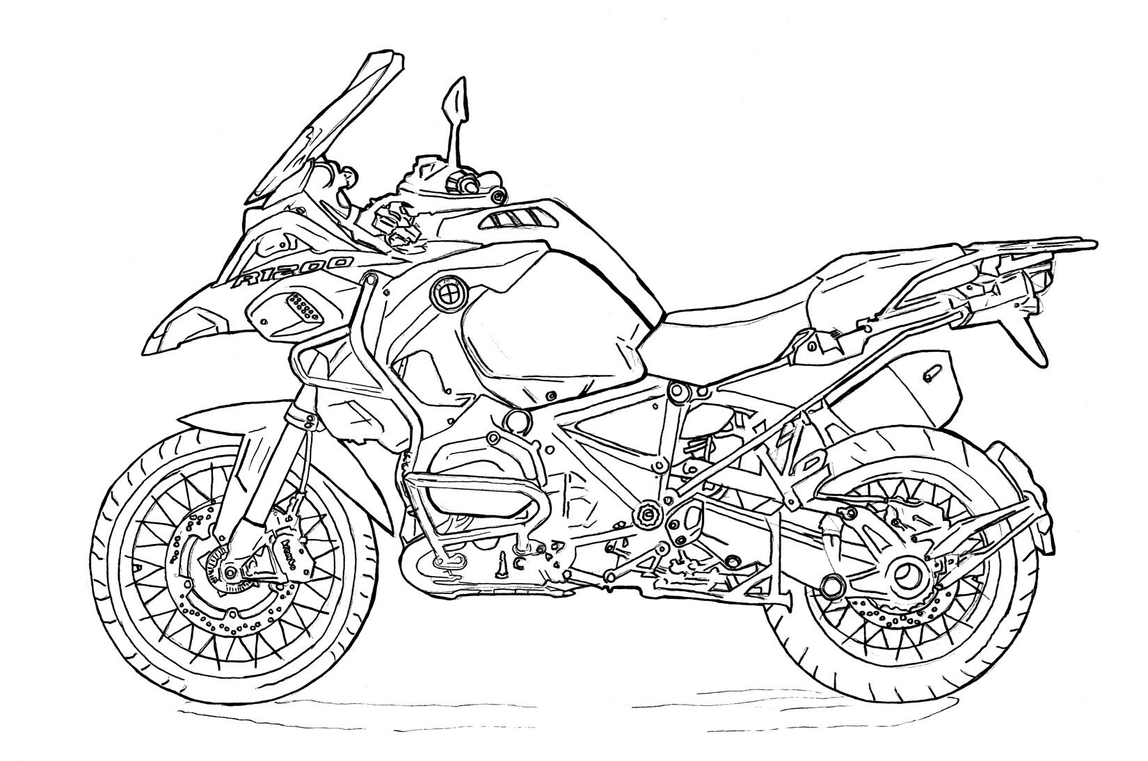 Pin By Bhabani Shankar Sahu On Drawings With Images Motorcycle