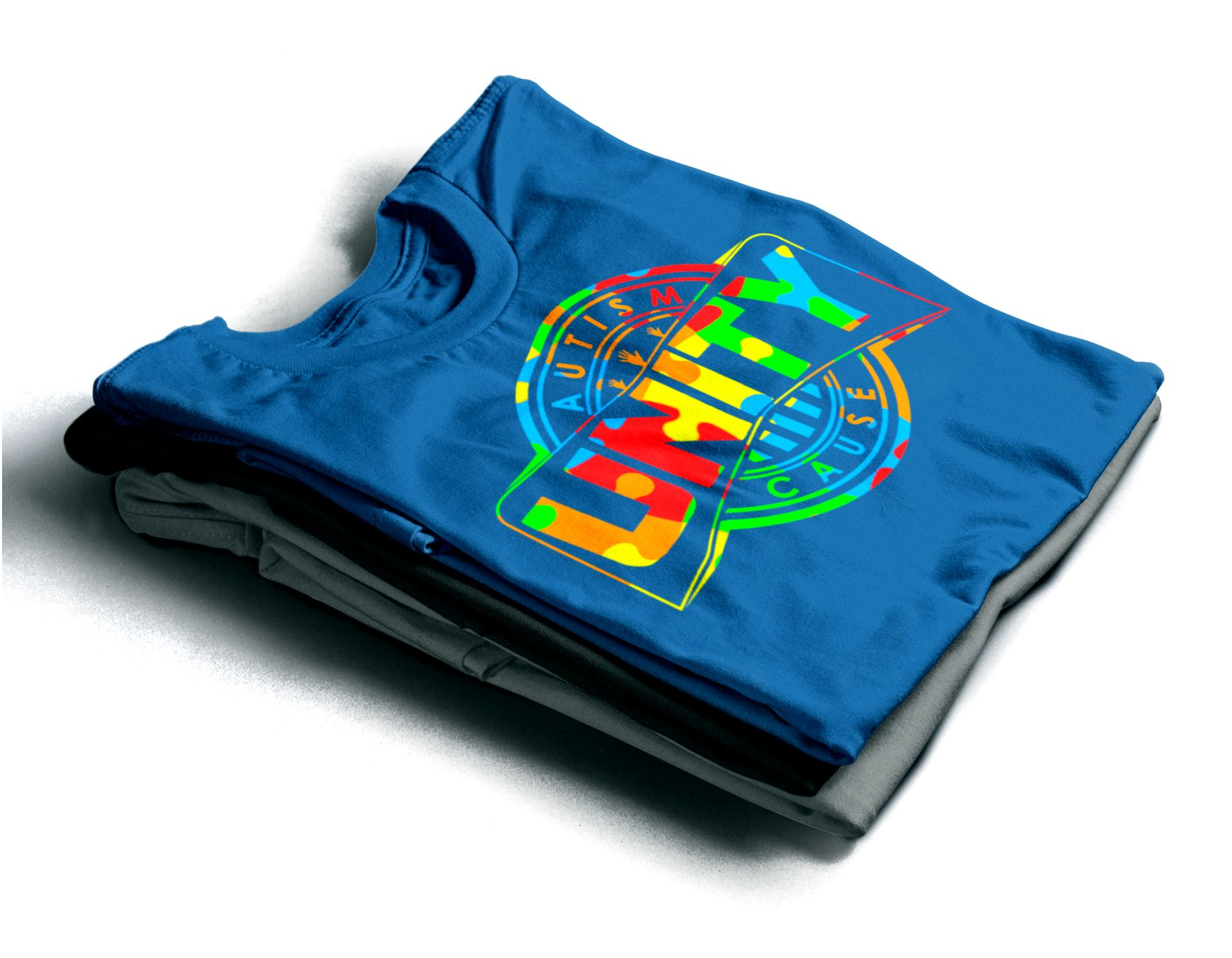 a80e65b2acd Autism awareness Men's Style clothing Made For You, Designed For Autism  Awareness charity. Unity
