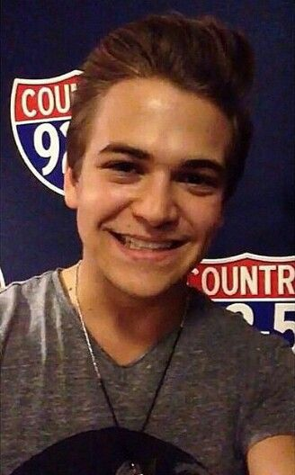 Hunter hayes Snap Chat Photo