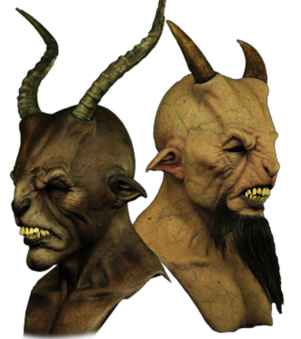 Satyr Silicone Mask Immortal Masks Monster Mask Halloween Props Immortal masks @immortalmasks the world's leading silicone mask company. immortal masks monster mask halloween