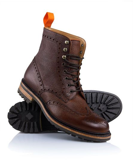 London Melting Heritage New, Bottes et Bottines Classiques Homme, Marron (Factory Blk), 44 EUPepe Jeans London