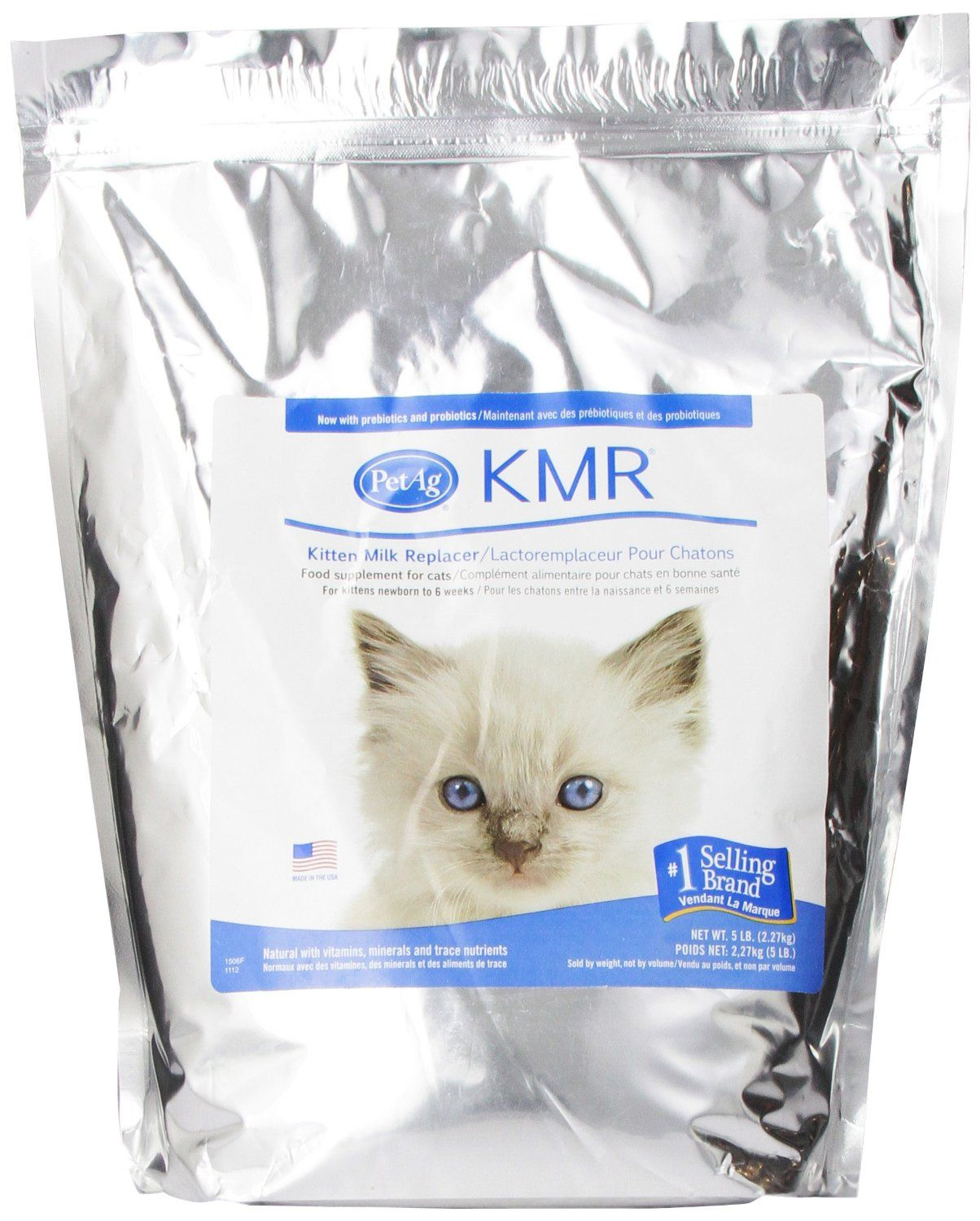 KMR Kitten Milk Replacer Want to know more, click on