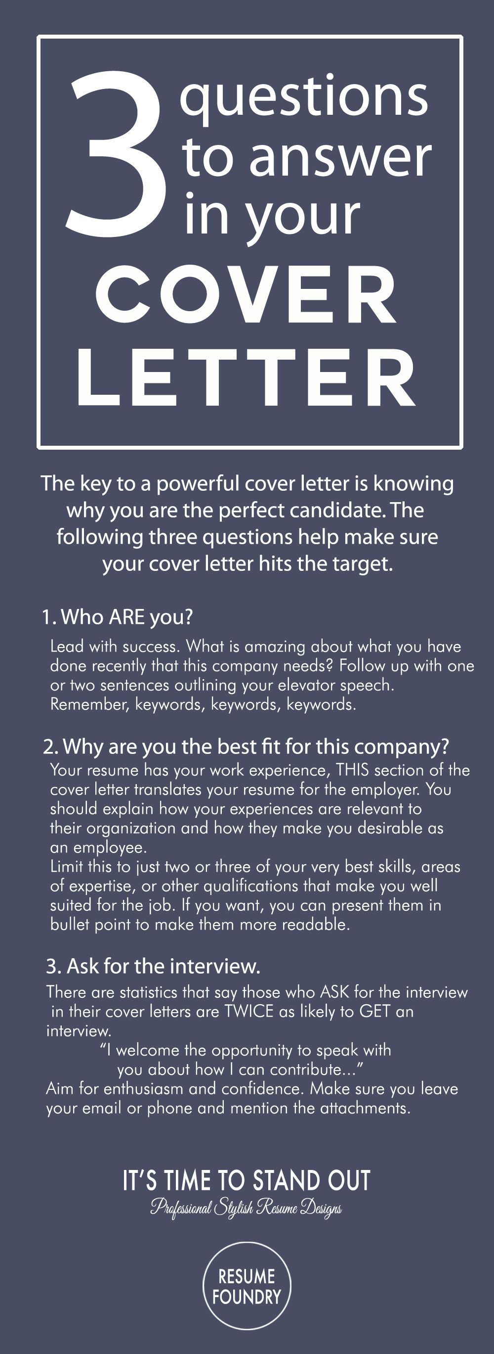 Cover Letter Outline Cover Letter Tips  Infographics Design