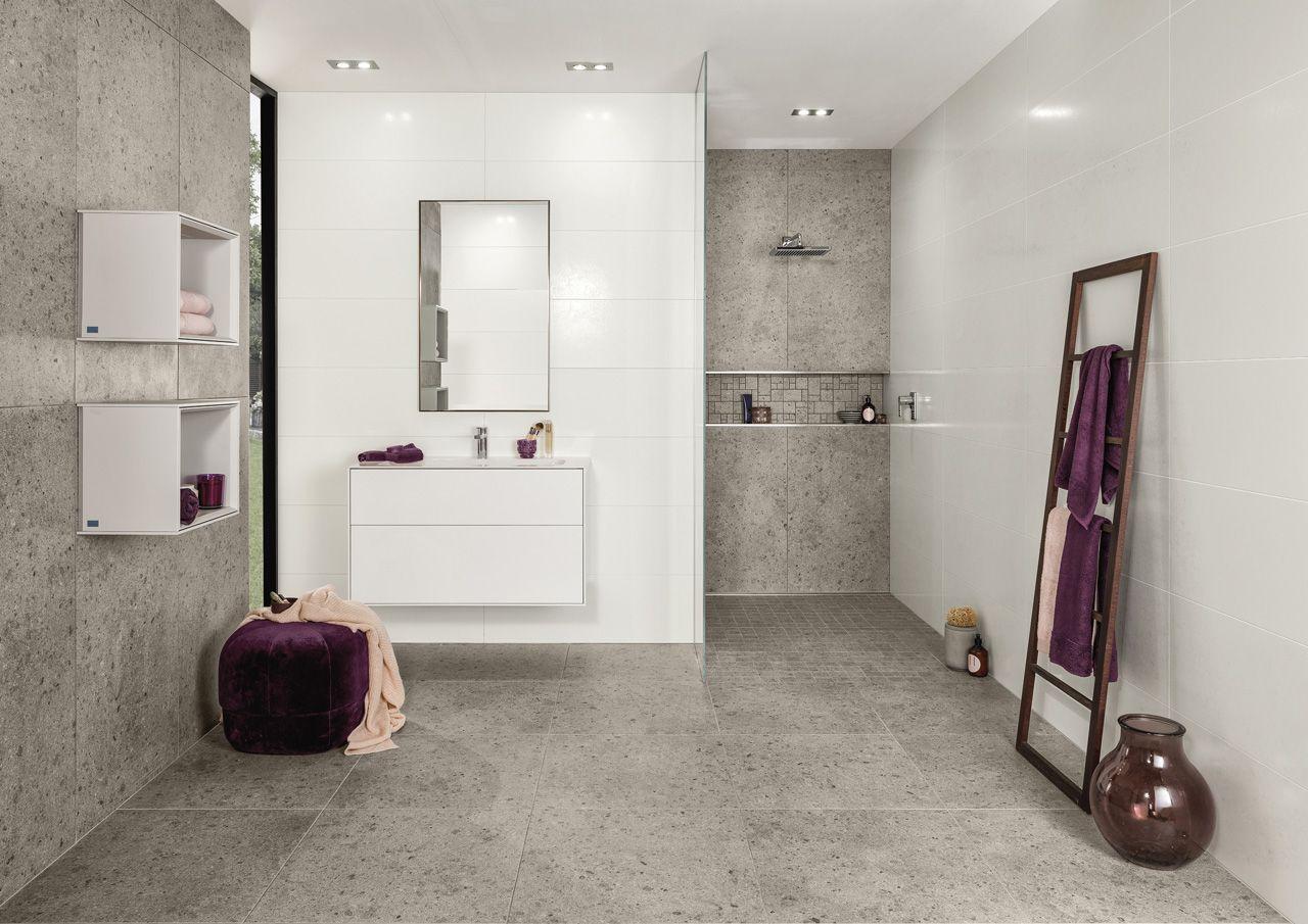 Aberdeen Inspiriert Vom Silbergrauen Granit Schottlands Badgestaltung Fliesen Granitfliesen