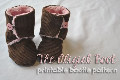 baby bootie pattern | Sewing, Dying, Pattern-making, Inspiration ...