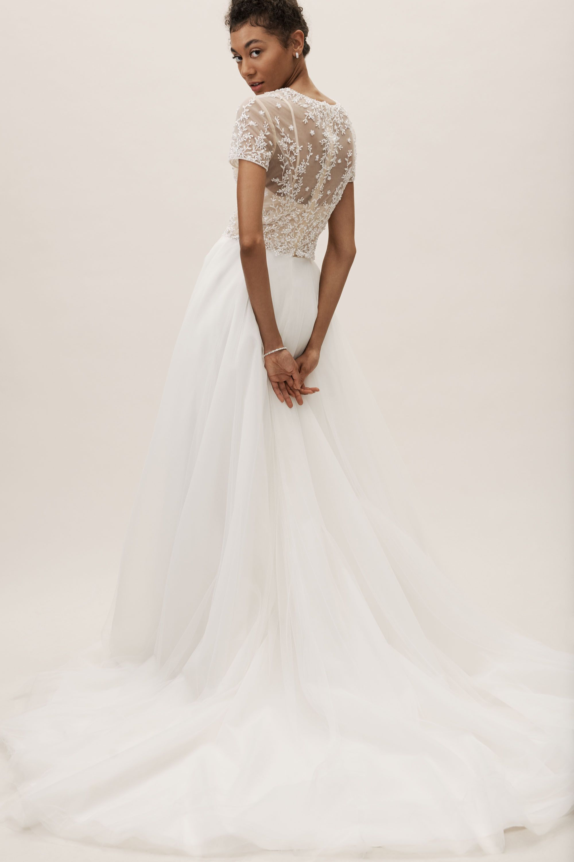 c7811435a04 Bradshaw Gown Ivory Nude in Bride