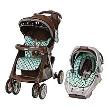 Graco Meridian Travel System Baby Car Seats New Baby