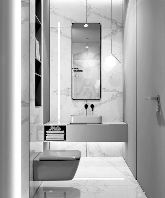 Pin By Cabeto Sanchez On Aptos Blancos Bathroom Interior