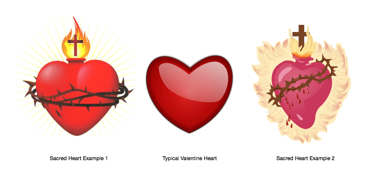 St Valentines Day 2 Occult Heart Symbols Just Another Co
