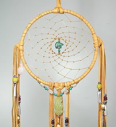 Apache Dream Catchers Native American Apache Indian Dreamcatcher DIY Crafts that I 7