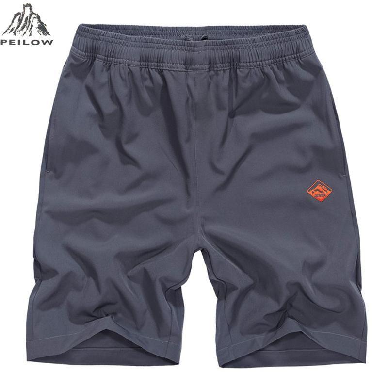 e6e822955a summer Men Breathable loose elastic Shorts beach Home shorts men board shorts  trousers