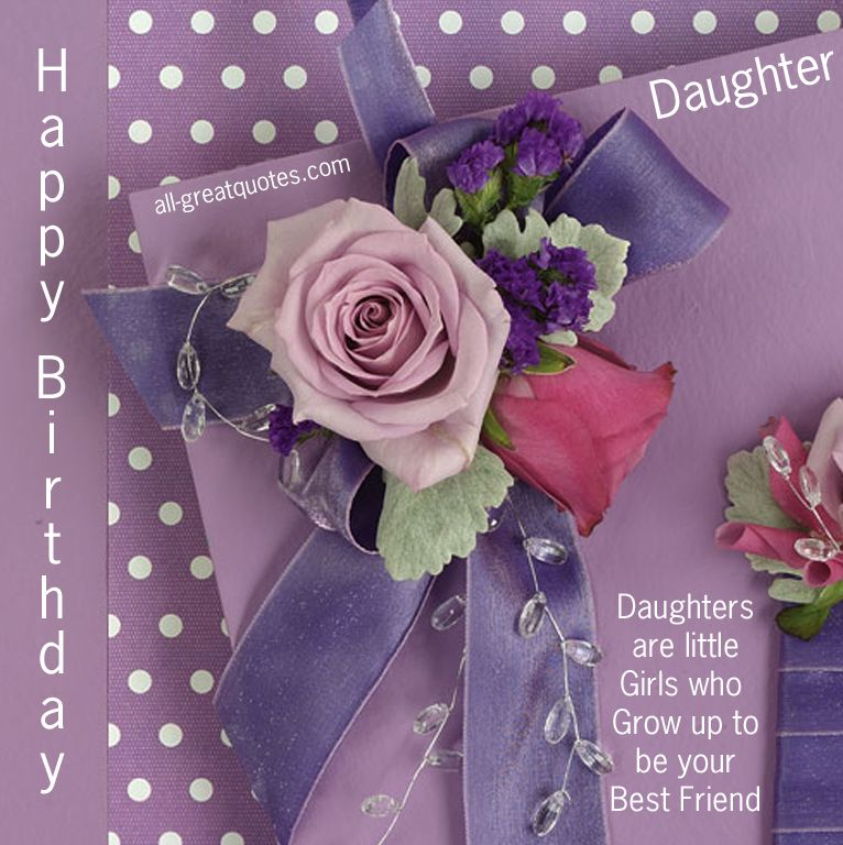 Facebook Birthday Greetings For Daughter