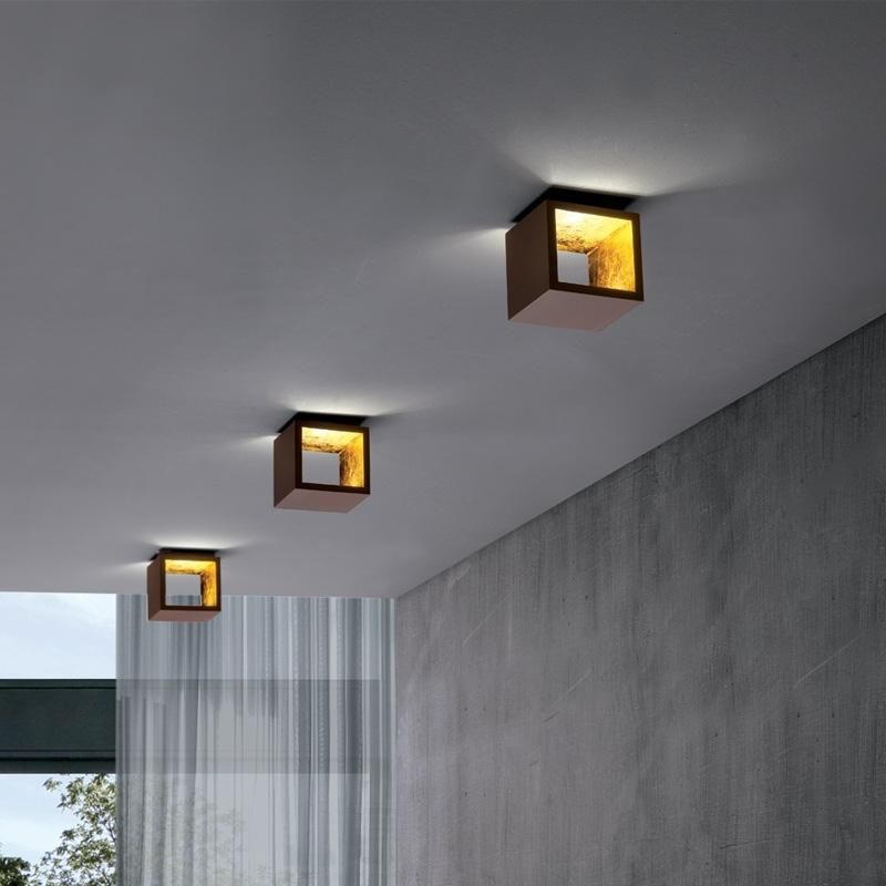 Cubo D4 3004 D4 3005 Ceiling Light In 2020 Ceiling Lights Accent Lighting Living Room Home