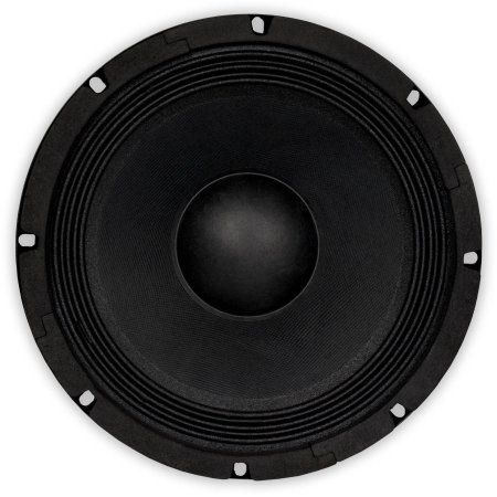 Podium Pro PP084-8 Low Frequency 8 inch DJ PA Karaoke 200W Replacement Subwoofer, Black