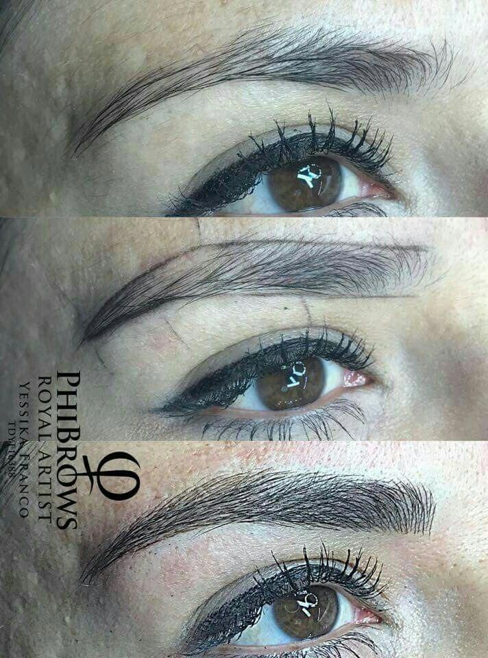 Different Eyebrow Shapes | Which Eyebrow Shape | Perfectly ...