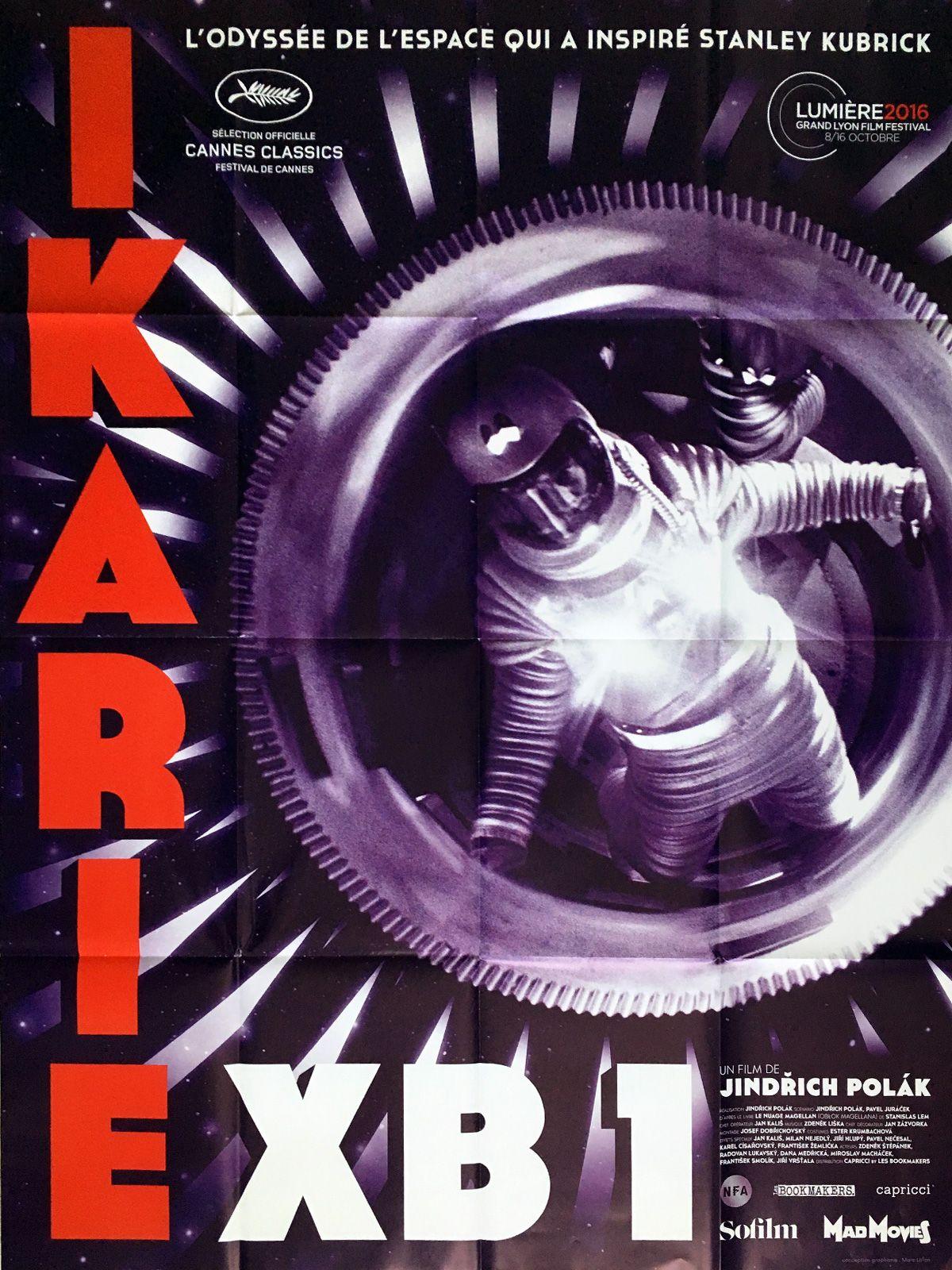 Ikarie Xb 1 1963 Jindřich Polák Movie Poster Movie