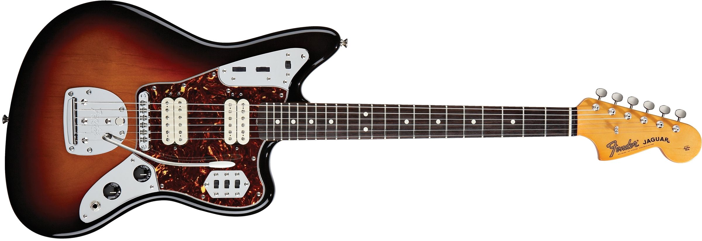Classic Player Jaguar® Special HH, Rosewood Fingerboard, 3-Color Sunburst | Fender Electric Guitars