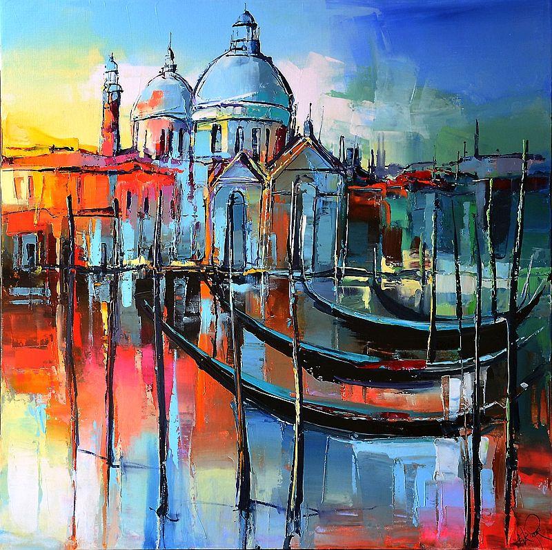 Home Peinture De Venise Peinture Paysage Eric Le Pape