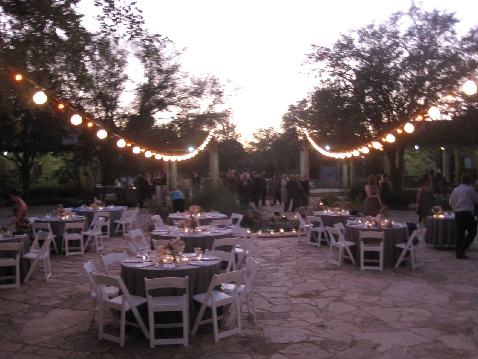 Lady Bird Johnson Wildflower Center Megan And Robin S Wedding Venue
