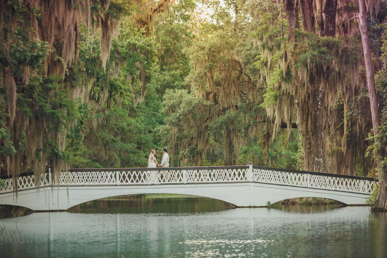 Magnolia Plantation & Gardens in Charleston, SC | Megan and Vincent ...