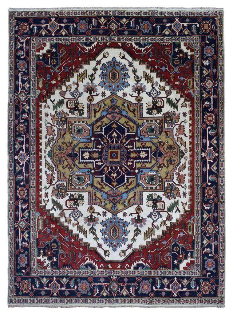 Serapi Heriz Large Oriental Rug 8 10x12 Large Oriental Rugs Rugs Oriental Rug