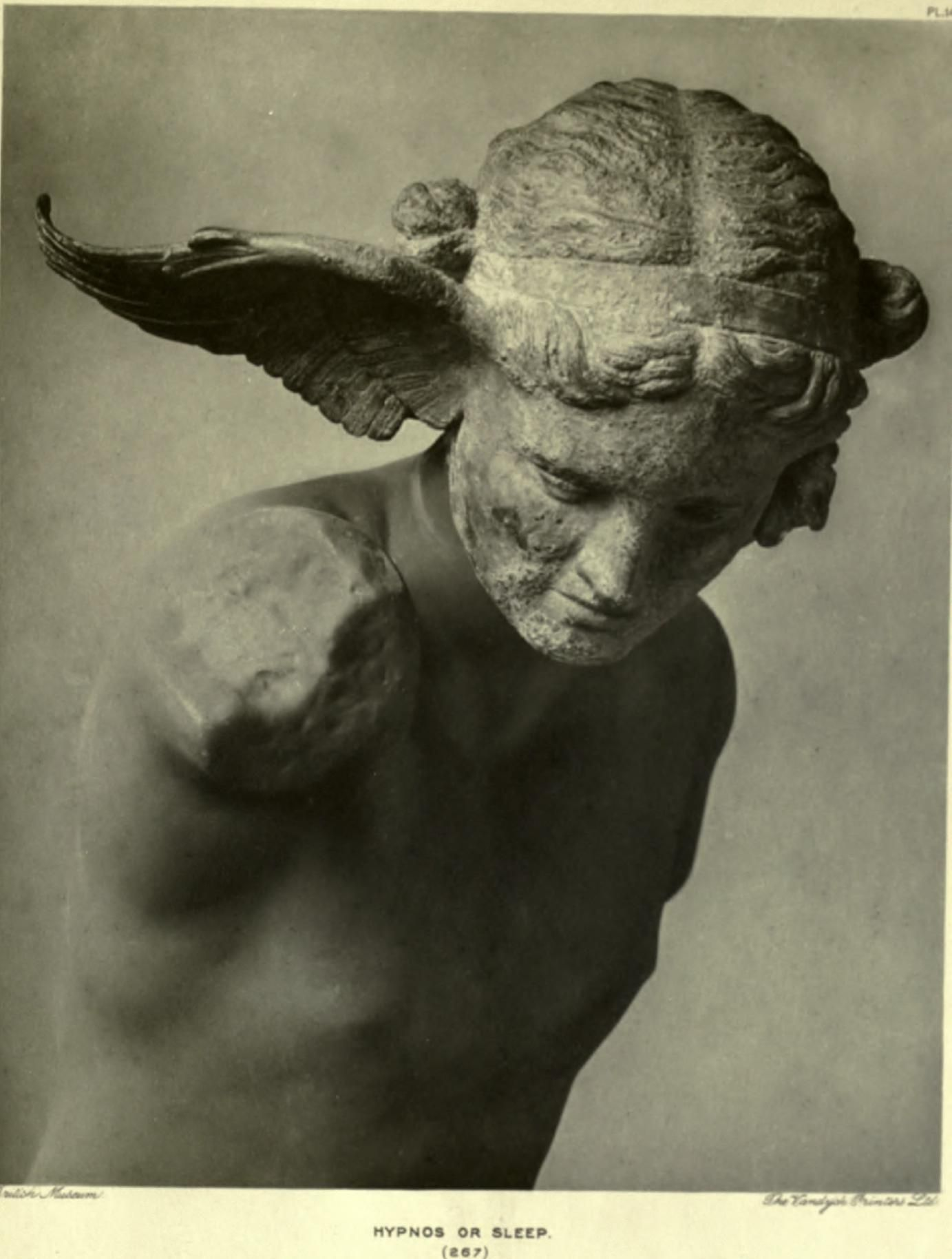 hypnos, british museum