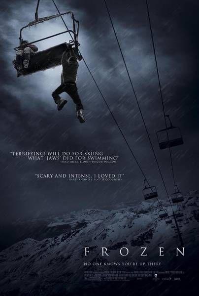 Ver Bajo Cero Frozen 2010 Online Descargar Hd Gratis Espanol Latino Subtitulada Frozen Movie Horror Movies Scary Movies