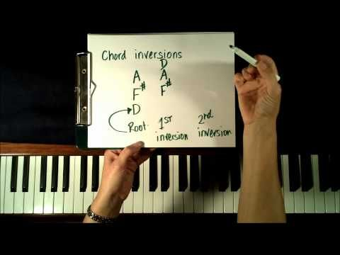 ▷ Learn to Play Chords on Piano - Inversions - YouTube | PIANO DO\'S ...