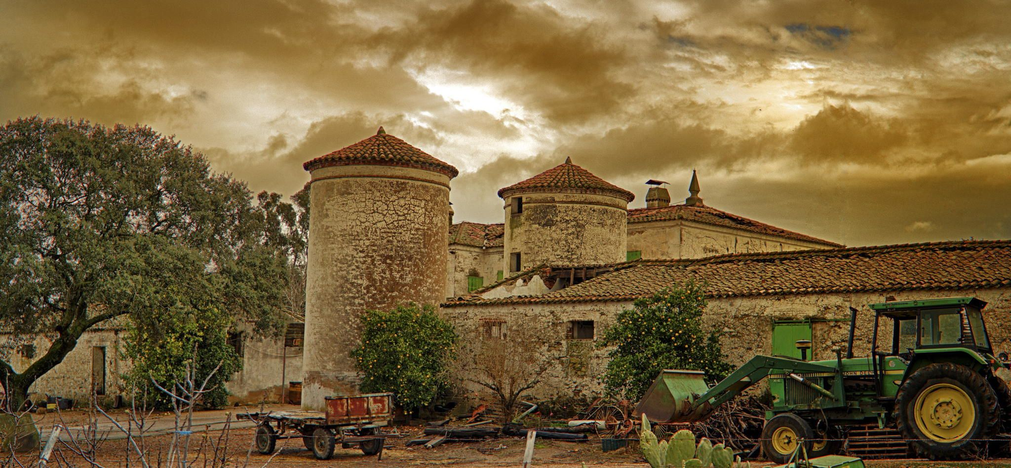 Lord of the Sheeps: The Two Towers of Aurelio by Javier  on 500px