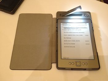 Solar Powered Kindle Cover Means You Never Have To Plug It In Again Want