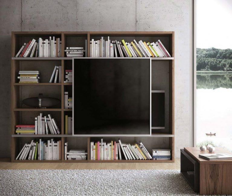 47 Idees Deco De Meuble Tv Idee Deco Meuble Tv Mobilier De Salon Bibliotheque Meuble Tv