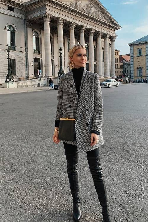 6 Office Holiday Party Outfits zum Ausprobieren #officeoutfit