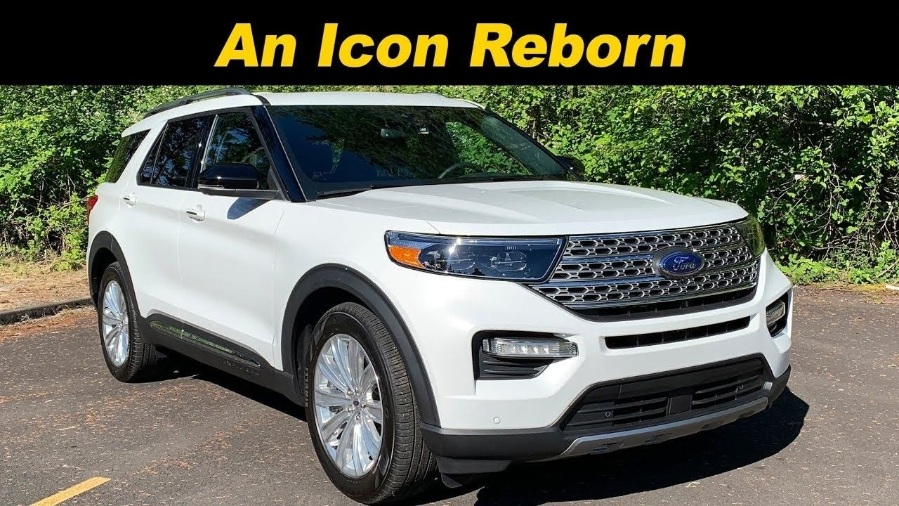 2020 Ford Explorer Xlt Specs Review and Release Date di 2020