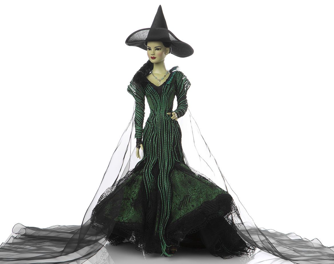 Details about The Wizard of Oz The Wicked Witch of the West Tonner ...
