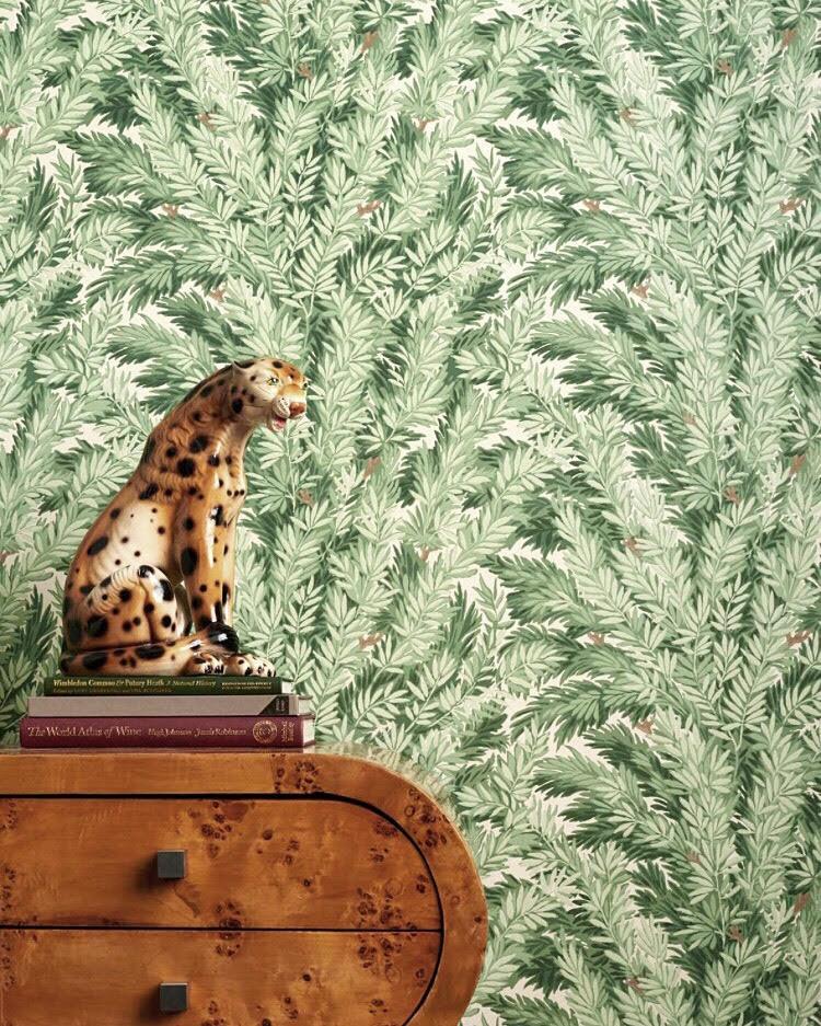 Cole Son Wallpaper Tapet Vaggfarger