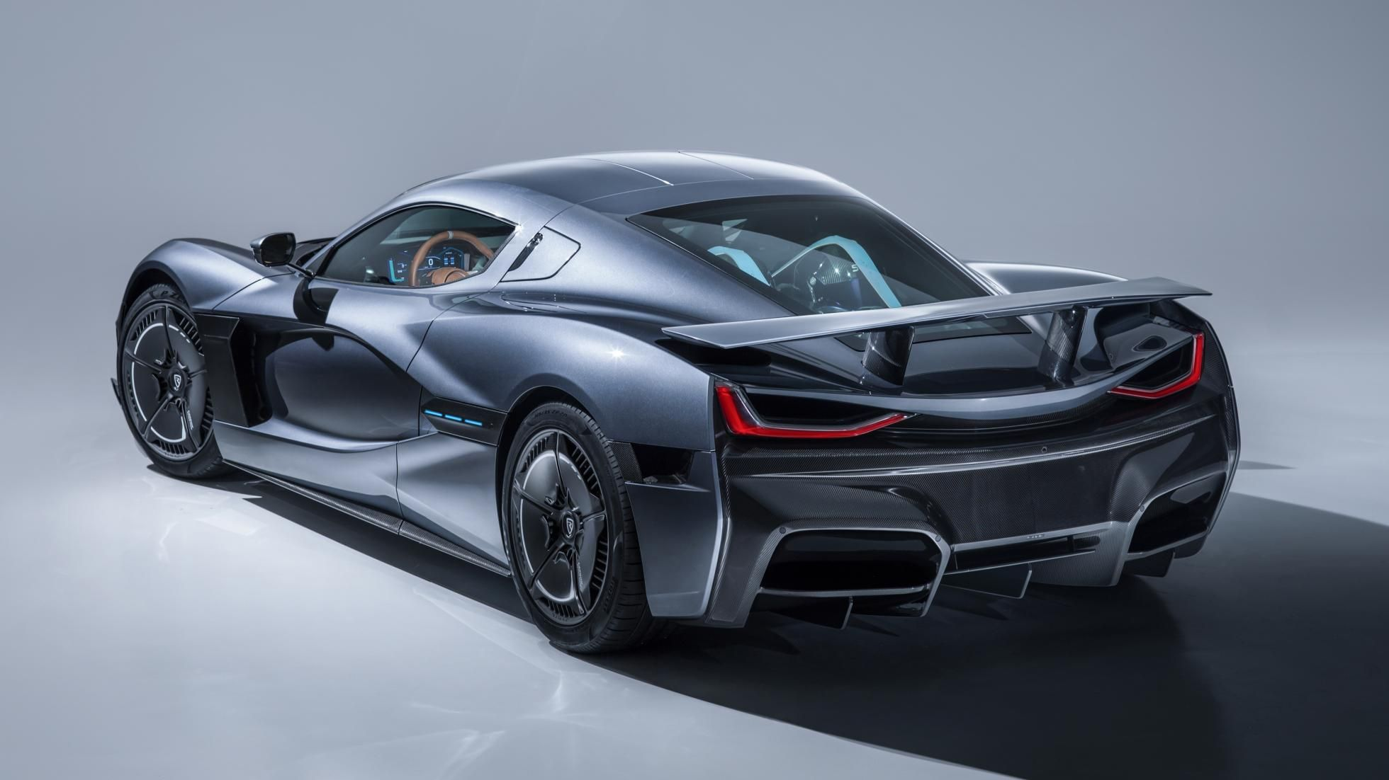 The Rimac C Two Is A 258mph Self Driving Electric Hypercar Electric Cars Roadster Car Electric Sports Car