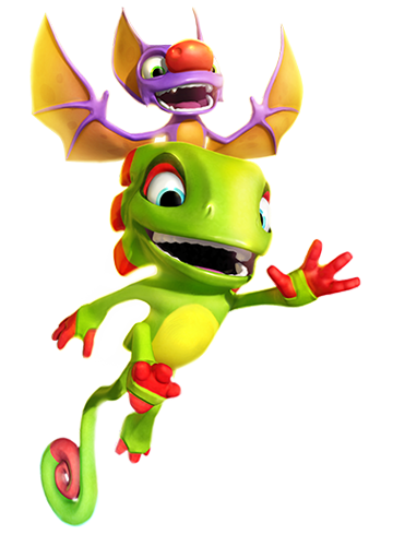 Yooka Laylee And The Impossible Lair For Nintendo Switch Nintendo Game Details Nintendo Games Nintendo Switch Nintendo Systems