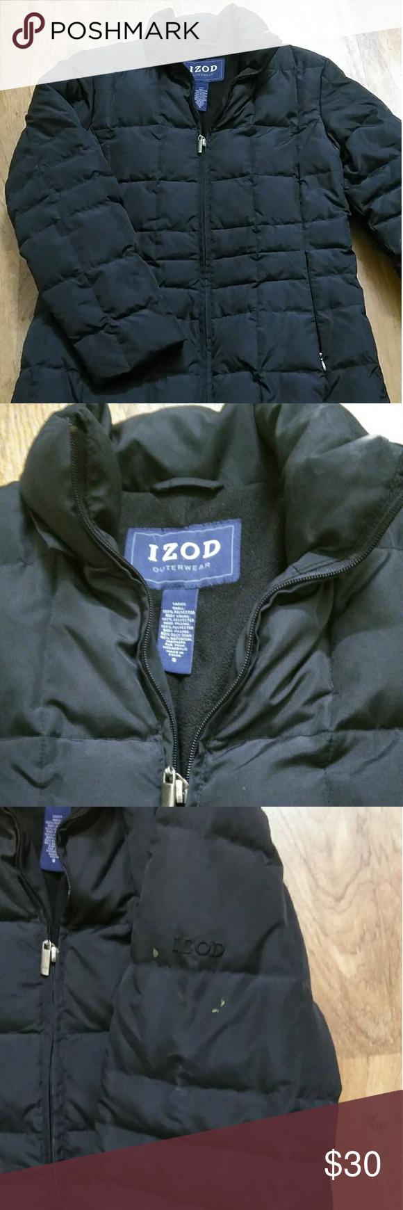 Izod Down Fill Coat Coats For Women Clothes Design Jackets For Women [ 1740 x 580 Pixel ]