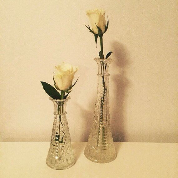 A Bud Vase Is Designed To Showcase One Single Flower Typically A
