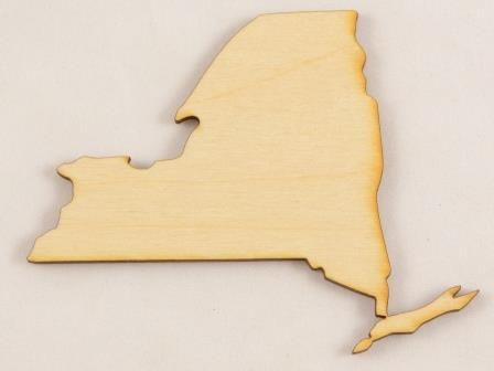New York State Cutout