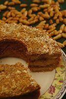 Cantinho Vegetariano: Bolo de Amendoim (ovo-lacto)