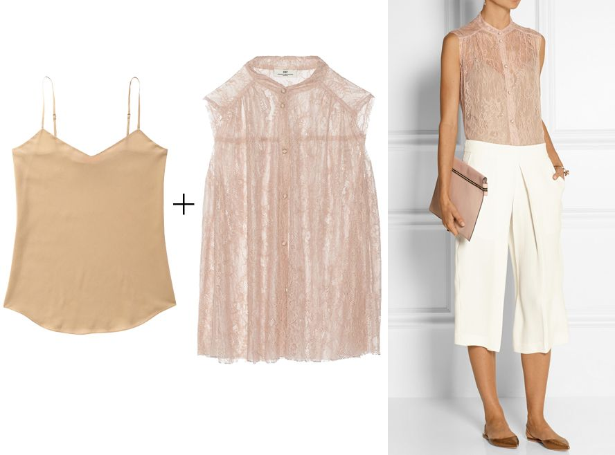 What To Wear Under Sheer Clothing Sheer Clothing How To Wear Clothes