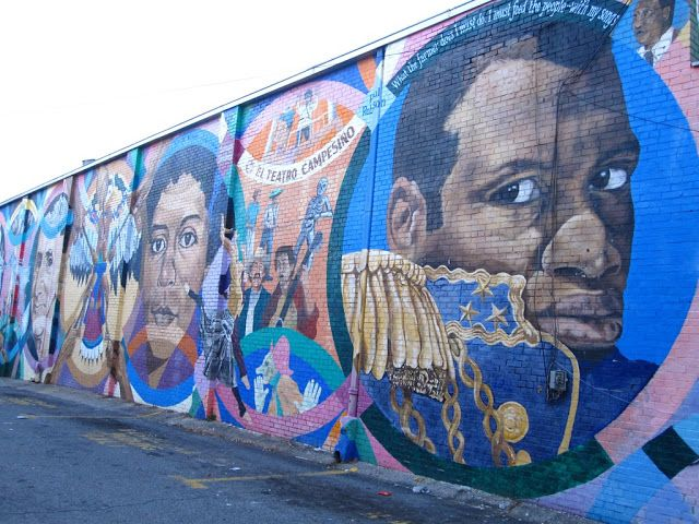 Street Art: Little Five, Atlanta